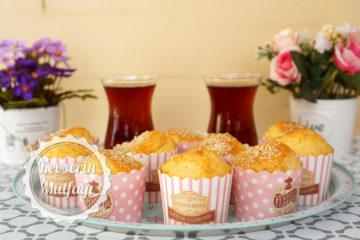 Peynirli Muffin (Videolu Tarif)