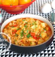 Bulgurlu Kereviz Yemeği Tarifi
