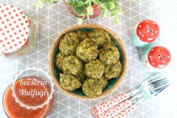 Fırında Brokoli Mücver Tarifi