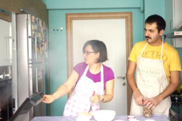 Helva Maceramız ve Mutfakta Yangın Tehlikesi