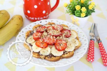 Waffle (Videolu Tarif)