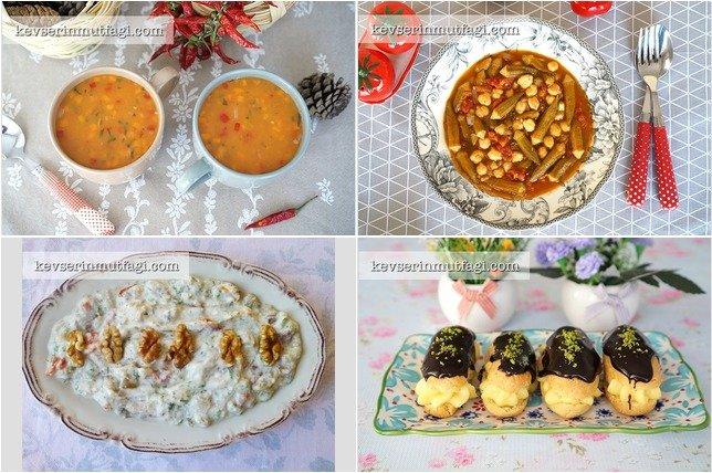 İftar Menüsü Ramazan 21. Gün 2017