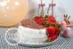 Çilekli Pasta ve Kolay Pasta Kreması Tarifi