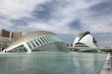 Valencia'yı Geziyoruz