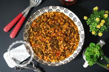 Bulgurlu Pazı Yemeği Tarifi
