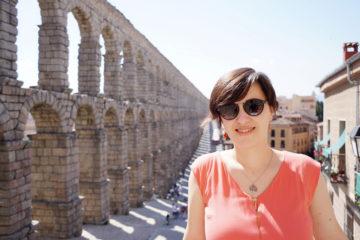 Bir Orta Çağ Şehri Segovia