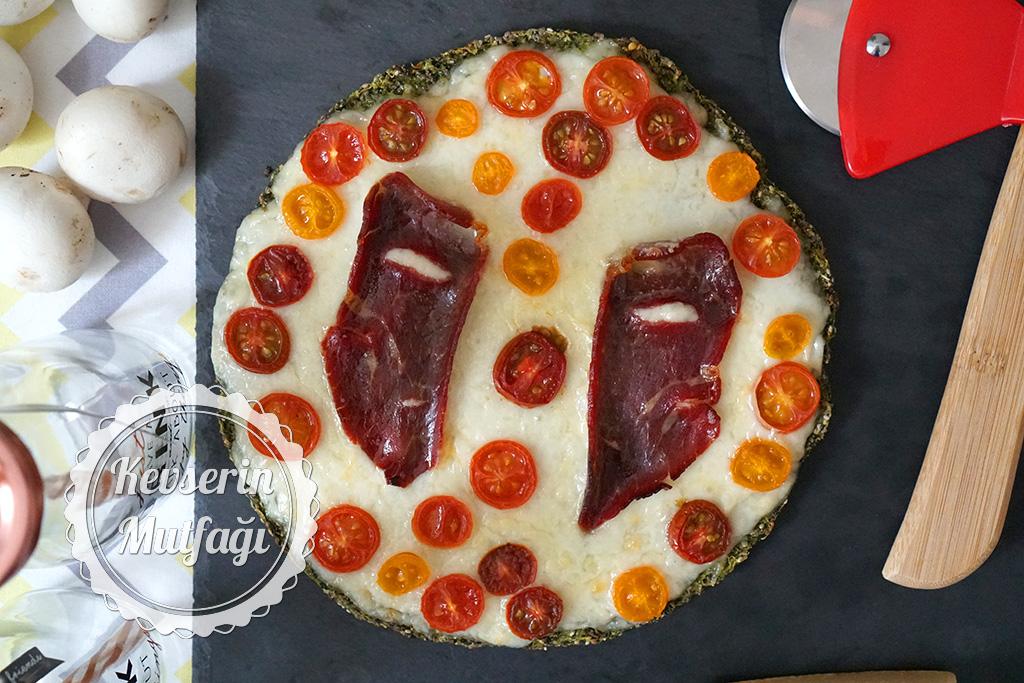 Unsuz Pizza Tarifi