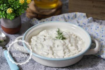 Yoğurtlu Kuşkonmaz Salatası Tarifi