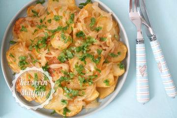 Lyonnaise Patates Tarifi