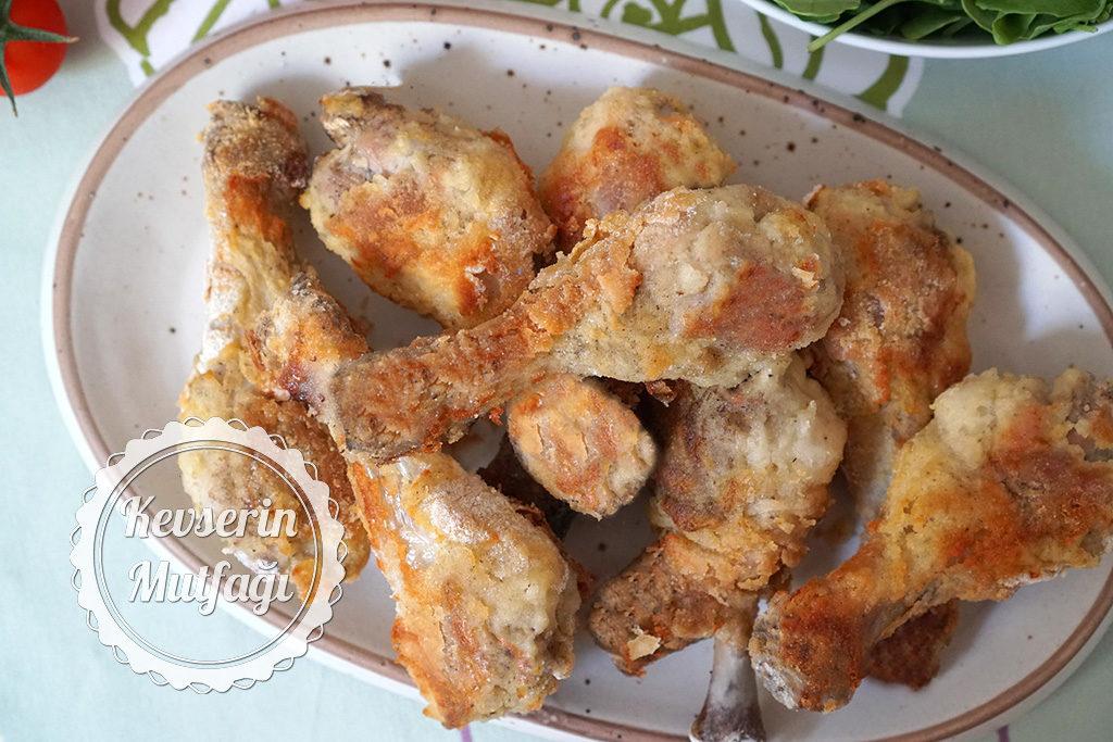 Fırında Çıtır Tavuk Baget Tarifi