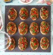 Patlıcan Caponata Tarifi