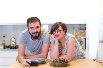 İspanya'da Türk Yiyecekleri - Sarma Sarıyoruz