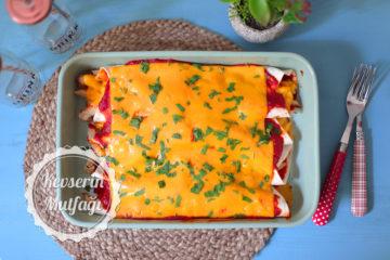 Tavuklu Enchilada (Videolu Tarif)