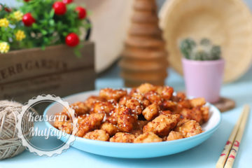 General Tso Chicken (Videolu Tarif)