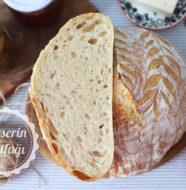 Ekşi Mayalı Beyaz Ekmek Tarifi