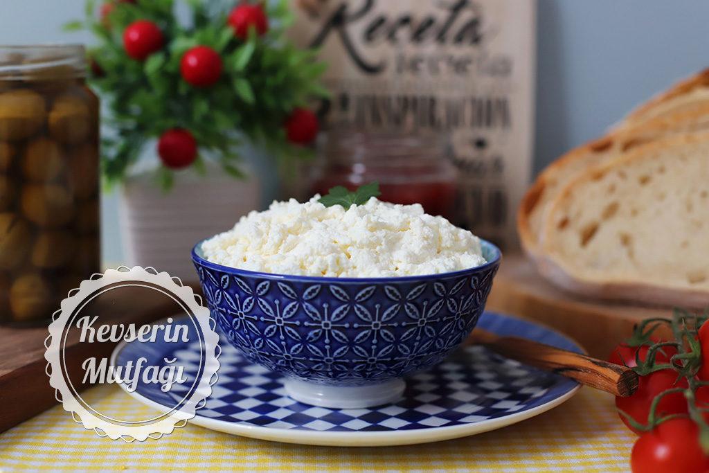 Lor Peyniri Tarifi