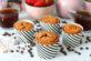 Unsuz Şekersiz Badem Unlu Muffin Tarifi