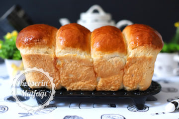 Japon Tangzhong Ekmeği (Videolu Tarif)