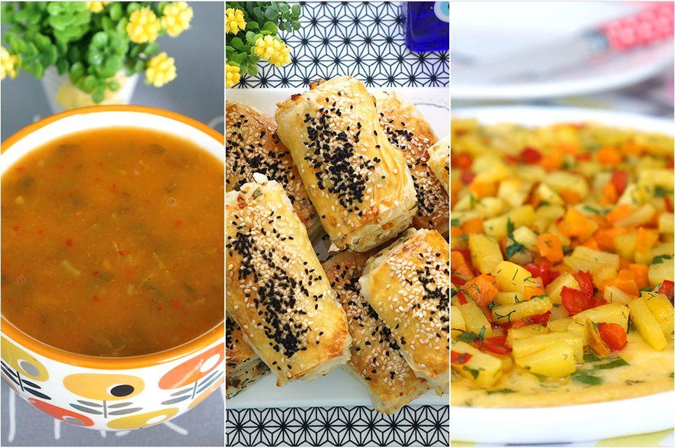 Sahur Menüsü Ramazan 21. Gün 2019