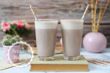 Kakaolu Muzlu Süt Tarifi