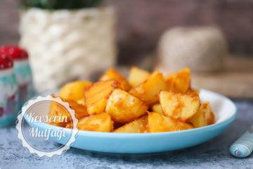 İzlanda Usulü Karamelize Patates Tarifi