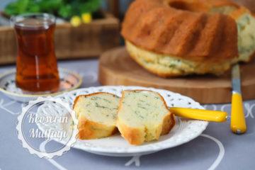 Peynirli Kek (Videolu Tarif)
