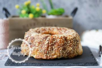 Kek Kalıbında Börek (Videolu Tarif)