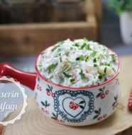 Enginarlı Patates Salatası Tarifi