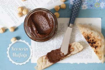 Şekersiz Kakaolu Fındık Kreması Tarifi