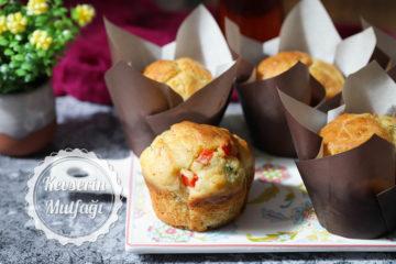 Biberli Muffin (Videolu Tarif)