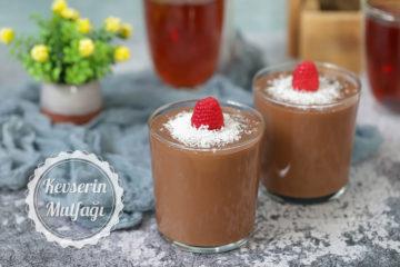 Çikolatalı Puding Tarifi