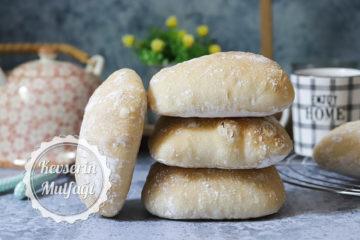 Ekşi Mayalı Ciabatta Ekmeği Tarifi