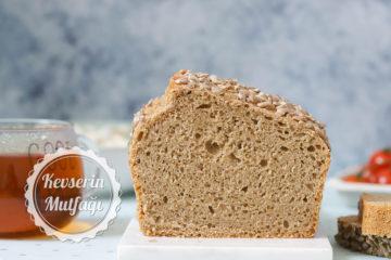 Ekşi Mayalı Siyez Ekmeği Tarifi