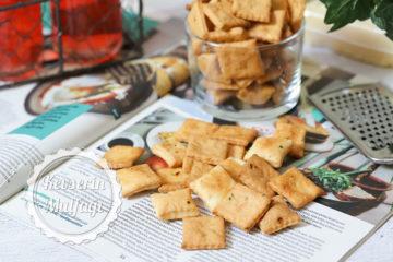 Peynirli Kraker Tarifi