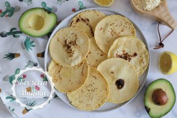 Mısır Unlu Tortilla Tarifi