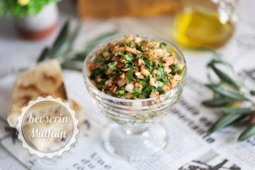 Bezirgan Salatası Tarifi