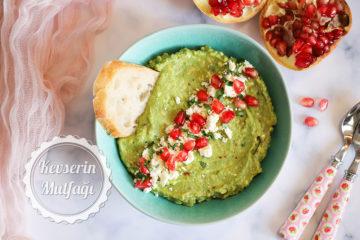 Peynirli Avokado Salatası Tarifi