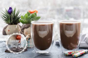 Çikolatalı Sıcak Çikolata Tarifi