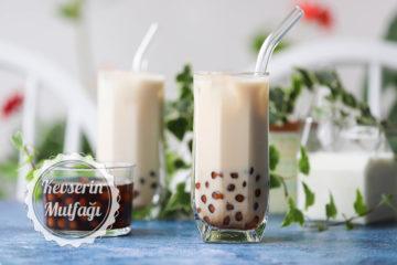 Boba Bubble Tea Tarifi