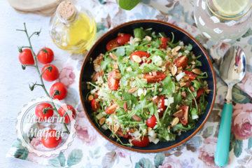 Rokalı Firik Bulguru Salatası Tarifi
